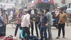 Stone quarry worker killed in clash with police, Rab in Panchagarh