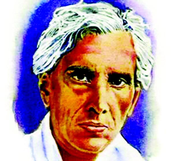 Novelist Sharat Chandra Chattopadhyay