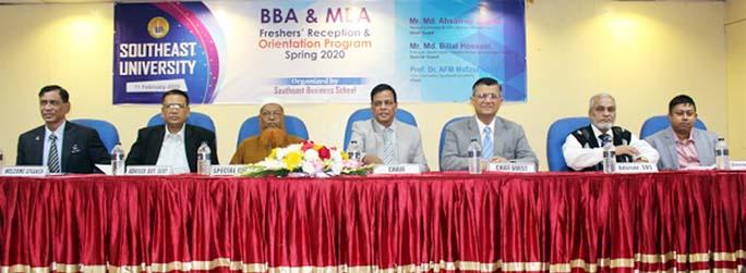 SEU Business School organises orientation program