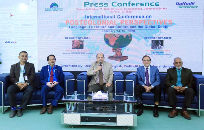 DIU to host int'l confce on postcolonial perspectives