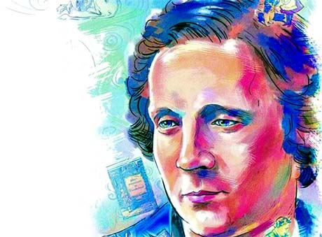Fiction writer Lewis Carroll
