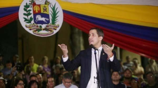 Venezuela's opposition leader Guaido looking to reboot Maduro challenge
