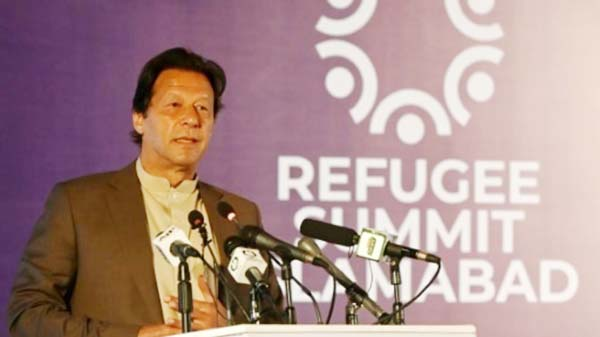 Pakistan no longer a militant safe haven: Imran Khan