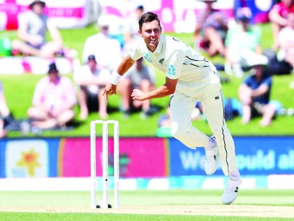 Trent Boult returns to New Zealand Test squad
