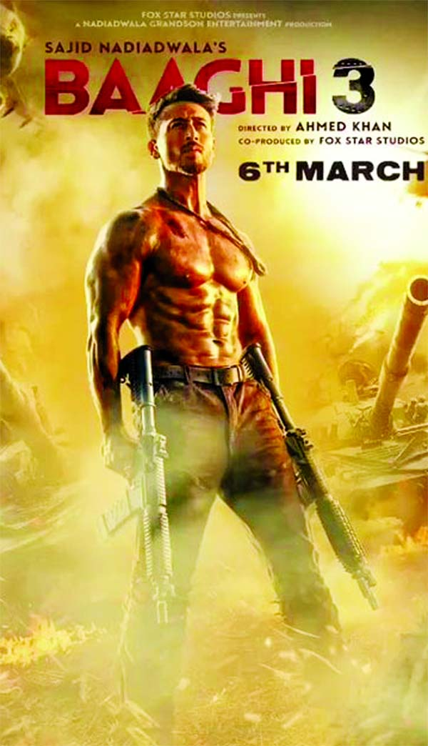 Baaghi 3's second song Bhankas to be out