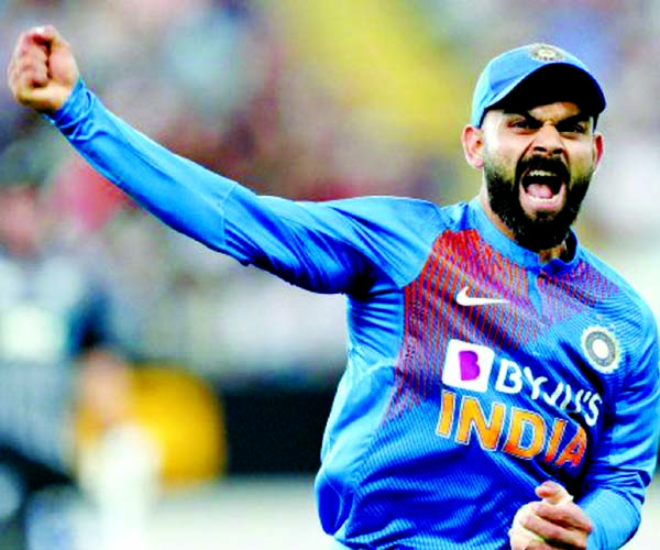 Virat Kohli becomes first Indian with 50 million Instagram followers