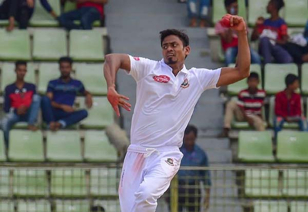 We are not good spinners like Shakib: Taijul