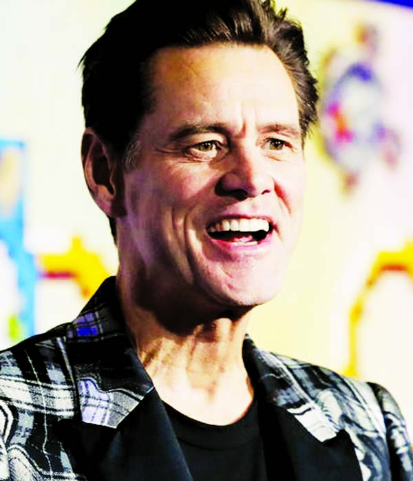 Jim Carrey slammed on Twitter for making sexist remark at journalist