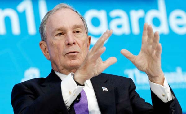 India 'bigger problem' than China: Michael Bloomberg on carbon emissions