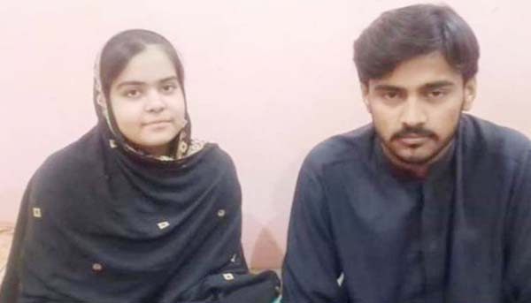 Pakistan court nullifies converted minor Hindu girl Mehak Kumari's marriage