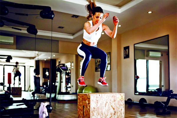 Best home exercises to increase your speed