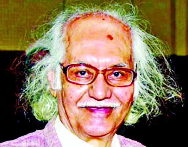 Educationist, writer Kabir Chowdhury