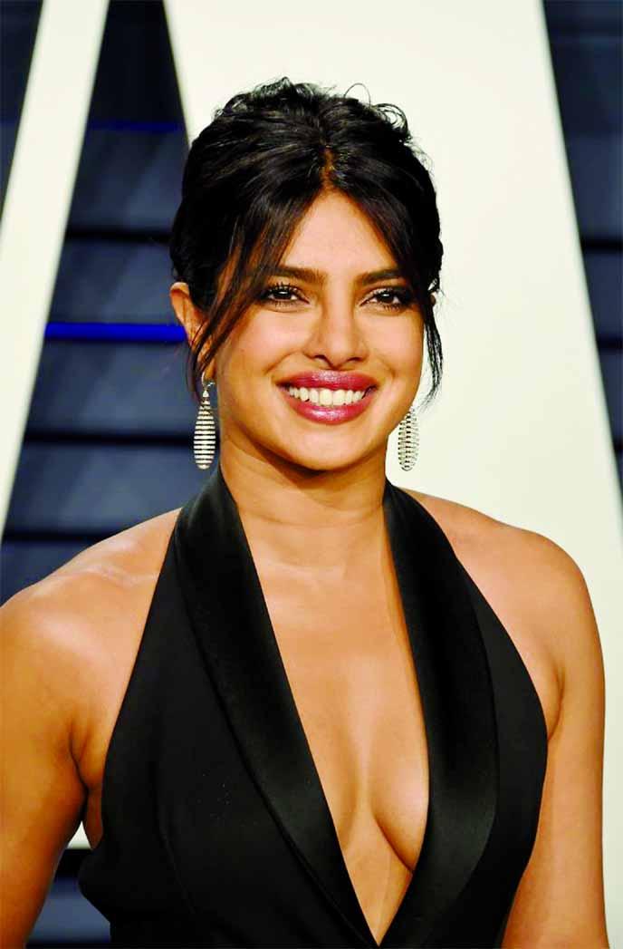 Priyanka to star in and co-produce film on spiritual adviser Ma Anand Sheela