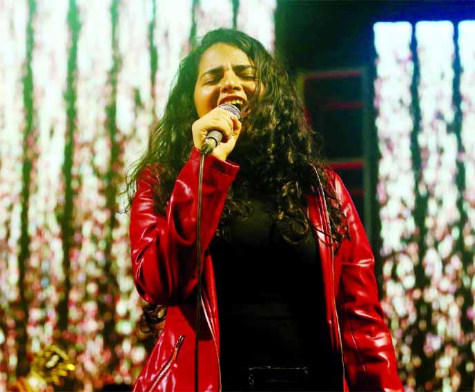 Mahdiyah enthralls audience