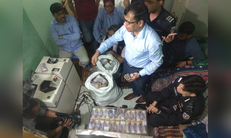 RAB seizes cash, gold from home of casino brothers Enu and Rupon