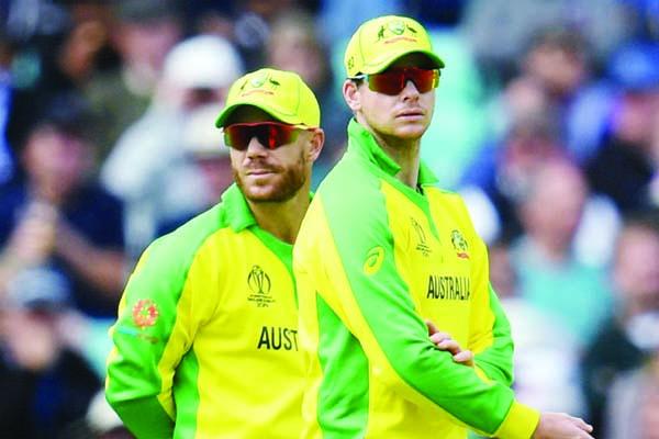 Steve Smith, David Warner return to scene of sandpaper scandal for third South Africa T20I