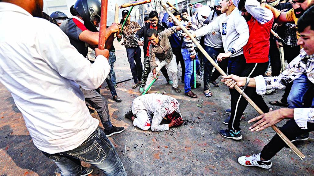 9 killed, 150 injured in clashes in New Delhi