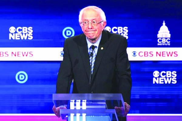 Sanders calls Netanyahu 'reactionary racist'