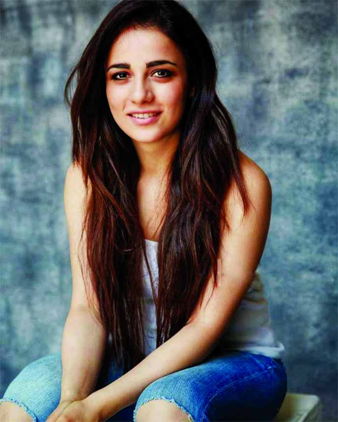 Radhika Madan turns vegan for Angrezi Medium