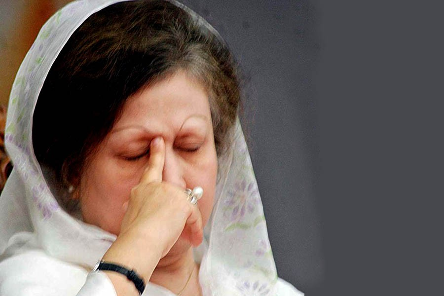 'Khaleda has not given consent for advanced treatment'