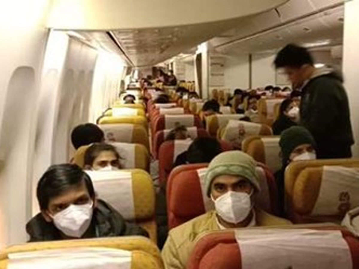 23 Bangladeshis evacuated with Indian nationals from Wuhan, quarantine in Delhi