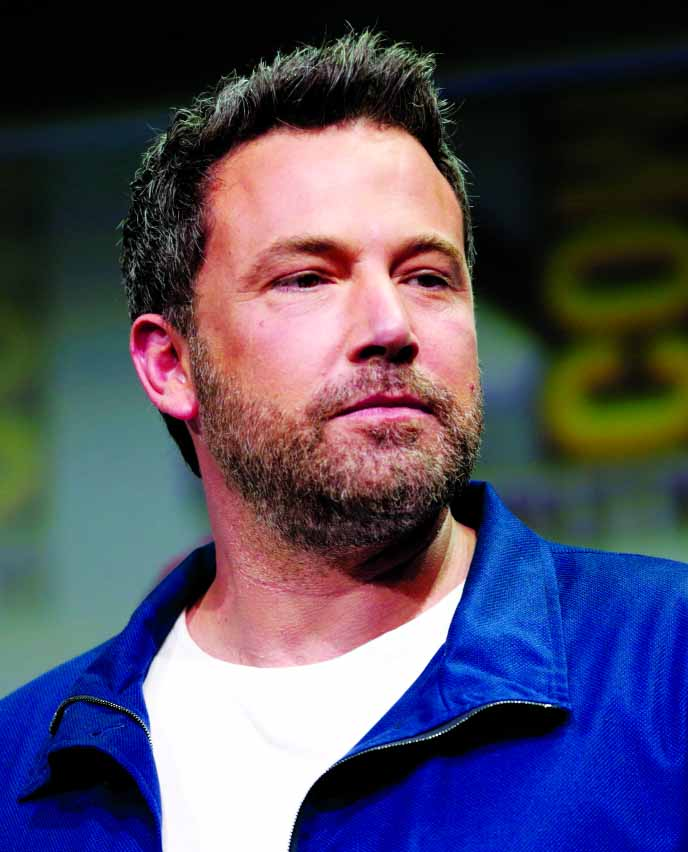 Ben Affleck says he's not using any dating apps