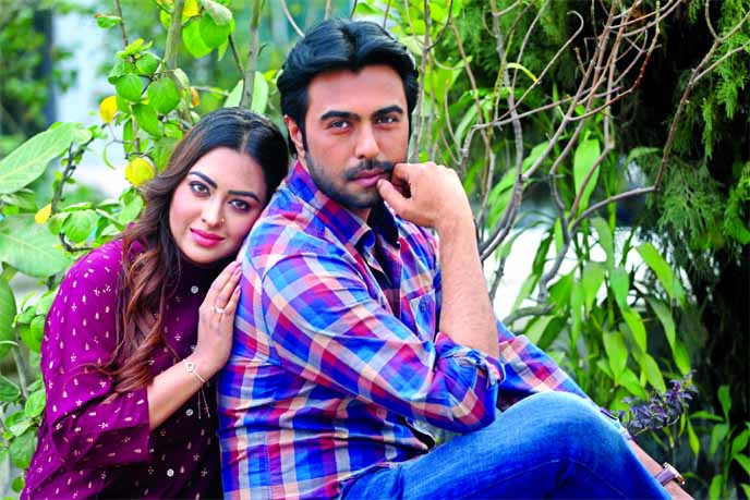 Tanha Tasnia, Apurba pair up for Eid drama