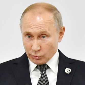 Putin reveals plan to use body double