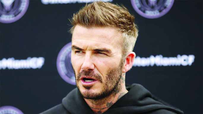 Beckham relief as Inter Miami prepare for MLS bow