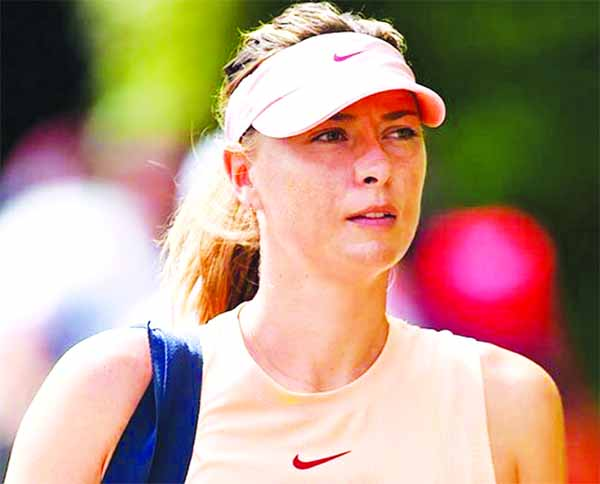 Sharapova announces retirement