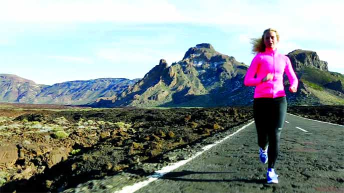 Salt can help run faster on race day