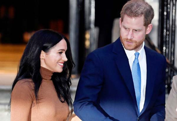 Canada to no longer pay for Harry, Meghan security