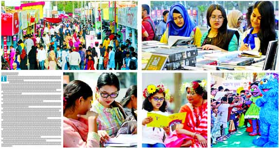 Amar Ekushey Book Fair 2020