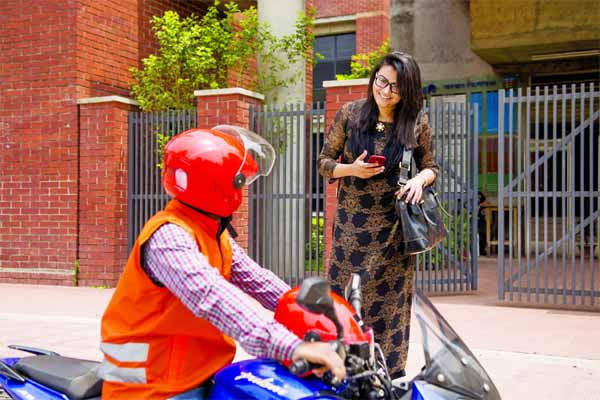Safer ride for women with Uber