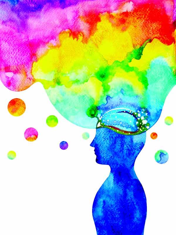 Mental health issues & meditation