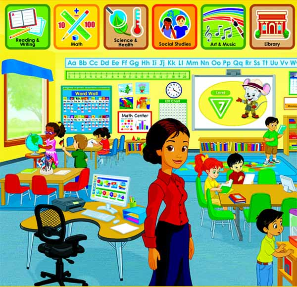 Technology in child care centres
