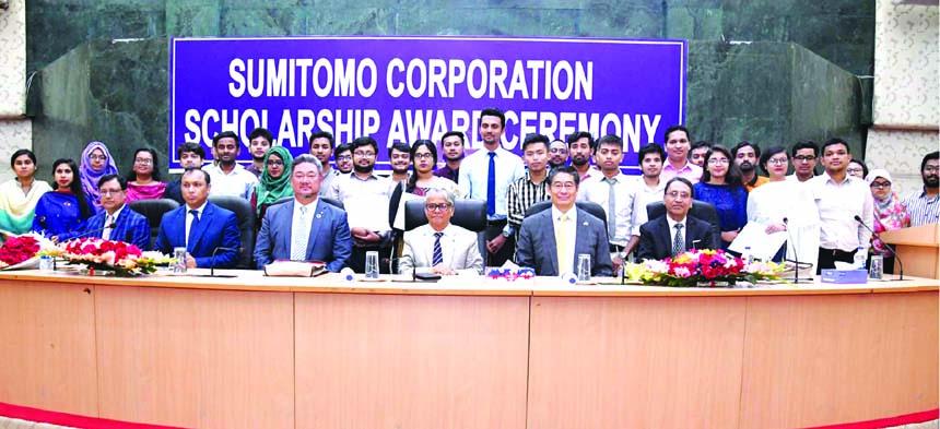 40 DU students awarded Sumitomo Corporation Scholarship