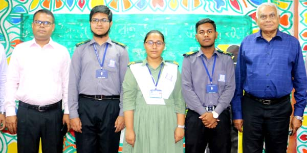 Milestone College's success in the anti-corruption debate competition