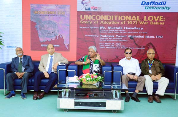 DIU hosts seminar on 1971 War Babies
