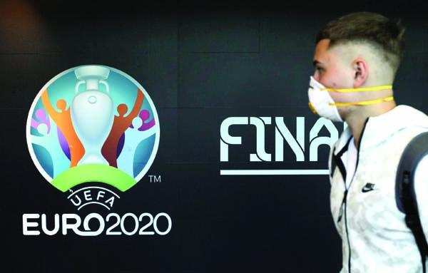 Euro 2020 postponed until summer of 2021