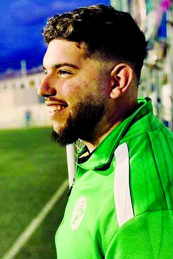 Spanish football coach dies from coronavirus disease aged just 21
