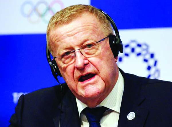 No deadline for Olympic decision - IOC's Coates