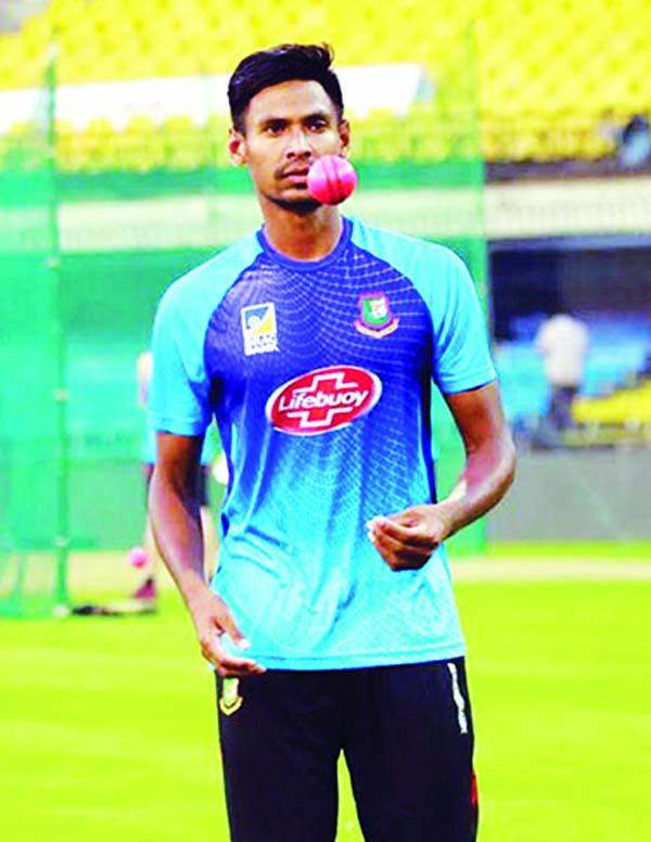 Mustafizur Rahman eager to put red-ball snub behind him