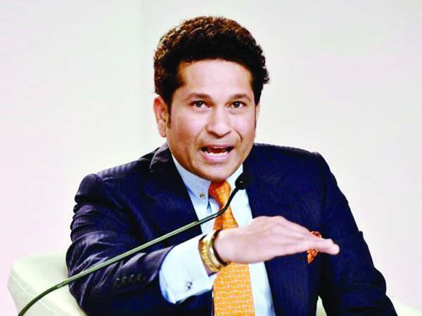 Tendulkar compares coronavirus battle to Test cricket
