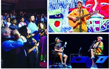 French-Spanish singer Manu Chao enthralls Dhaka audience