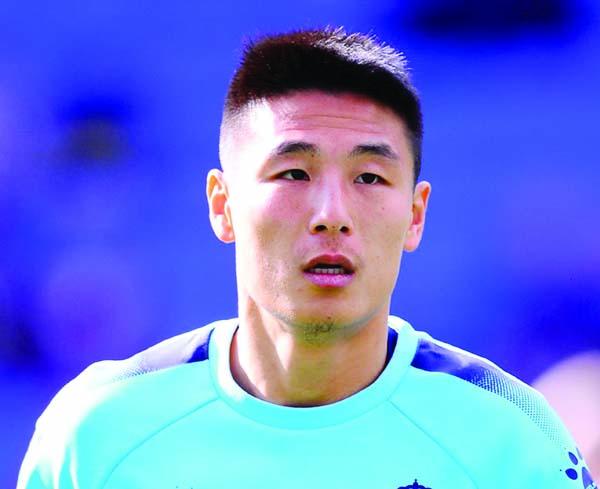 Chinese football star Wu Lei has coronavirus in Spain