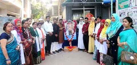 Birth centenary of Bangabandhu celebrated at Parents Care School