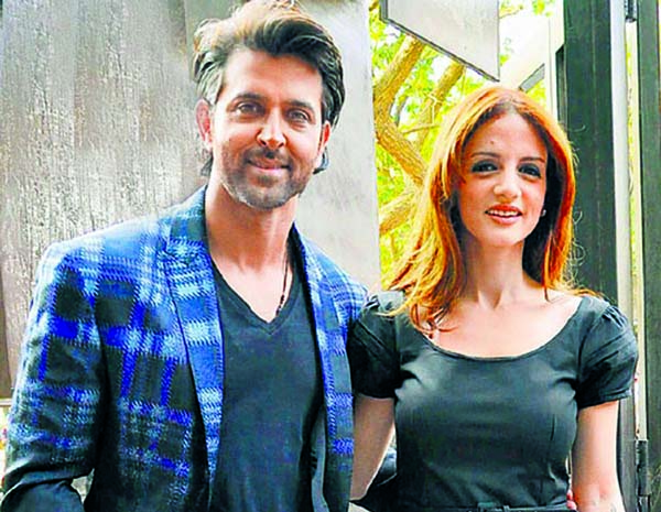 Hrithik thanks ex-wife Sussanne for being so understanding in their journey of co-parenting