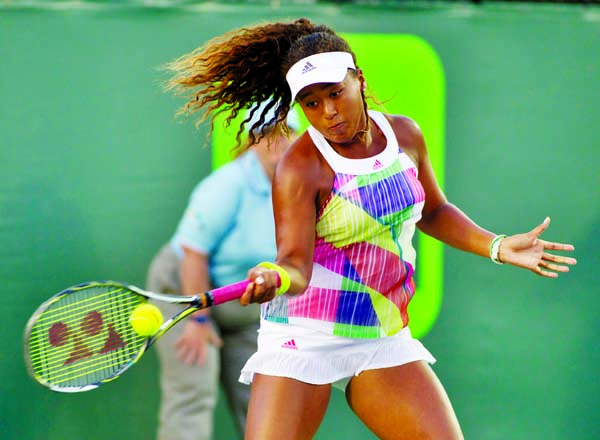 Osaka disappointed but supports Olympic delay