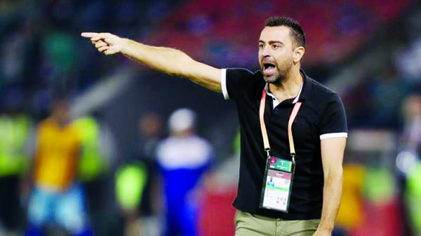 Xavi wants `total harmony` to return to Barcelona as coach